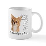 Chihuahua mom Coffee Mugs