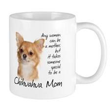 Chihuahua Mom Small Mugs