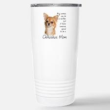 Chihuahua Mom Stainless Steel Travel Mug