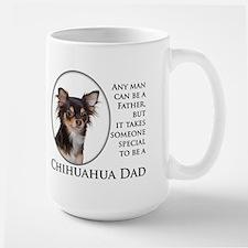 Chihuahua Dad Ceramic Mugs
