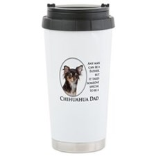 Chihuahua Dad Travel Mug