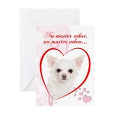 "Chihuahua ""Just Whistle"" Valentine"