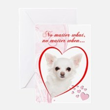 """Chihuahua """"Just Whistle"""" Valentine"""