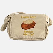 Butter Me Up! Messenger Bag