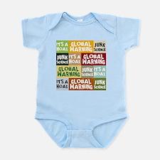 Global Warming Hoax Infant Bodysuit