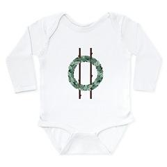 Color Sigil Items Long Sleeve Infant Bodysuit