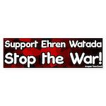 Support Ehren Watada Bumper Sticker