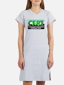 CERT Women's Nightshirt