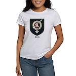 Blyth Clan Badge Tartan Women's T-Shirt