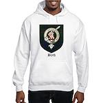 Blyth Clan Badge Tartan Hooded Sweatshirt