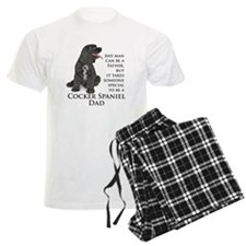 Cocker Spaniel Dad Pajamas