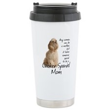 Cocker Mom Travel Mug