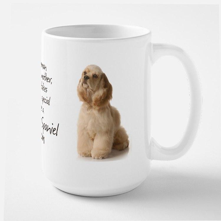Cocker Mom Mug