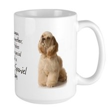 Cocker Mom Mug