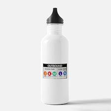 Unique K Water Bottle