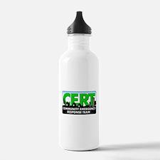 Cert Stainless Water Bottle 1.0l