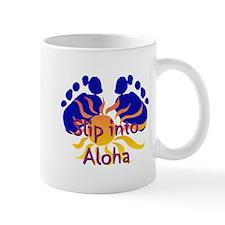 Slip Into Aloha Mug
