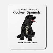 Cocker Spaniel Mousepad
