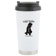 Cocker Spaniel Travel Mug