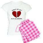 Heart In Alabama Women's Light Pajamas