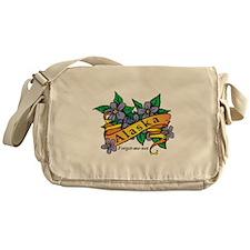 Alaska Messenger Bag