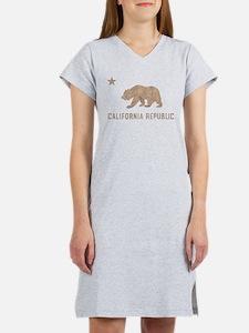 Unique University california Women's Nightshirt