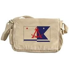 Alameda Flag Messenger Bag
