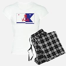 Alameda Flag Pajamas