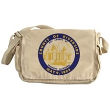 Riverside County Messenger Bag