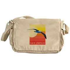 San Diego Messenger Bag