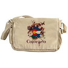 Butterfly Colorado Messenger Bag