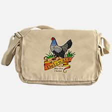 Delaware Chicken Messenger Bag