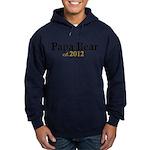 New Papa Bear 2012 Hoodie (dark)
