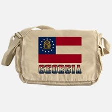 Georgia Messenger Bag