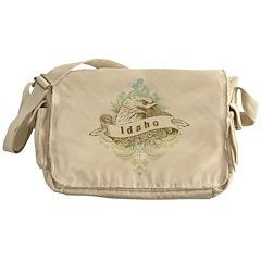 Eagle Idaho Messenger Bag