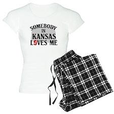 Somebody In Kansas Pajamas