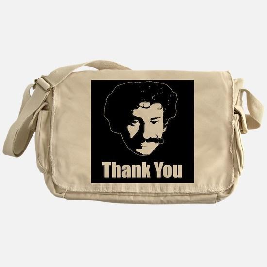 The Thank You Series Messenger Bag