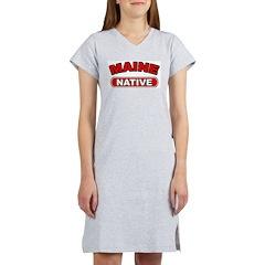 Maine Native Women's Nightshirt