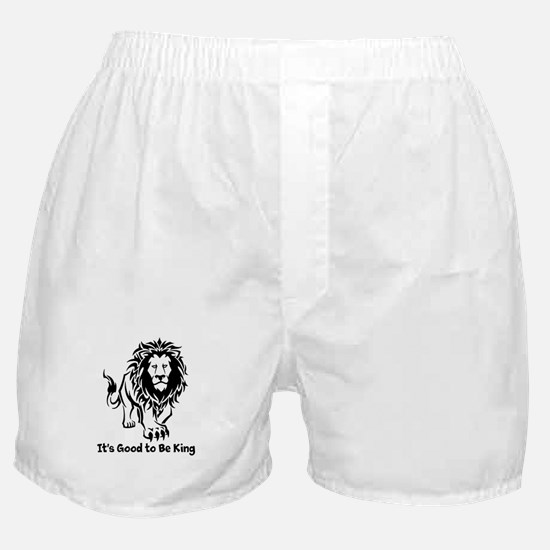 Good to Be King Boxer Shorts
