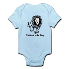 Good to Be King Infant Bodysuit