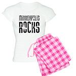 Minneapolis Rocks Women's Light Pajamas