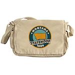 Montana Statehood Messenger Bag