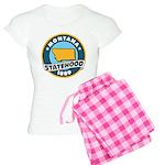 Montana Statehood Women's Light Pajamas