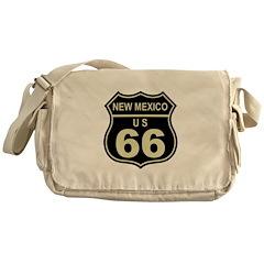 New Mexico Route 66 Messenger Bag
