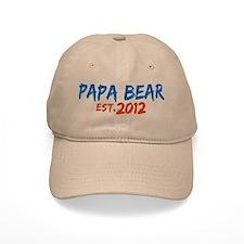 New Papa Bear 2012 Baseball Cap