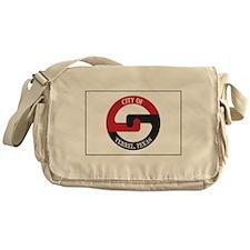 Terrel Flag Messenger Bag