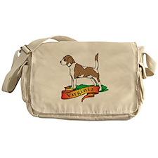 Virginia Foxhound Messenger Bag