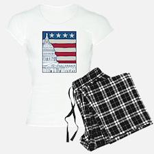 Vintage Washington Pajamas