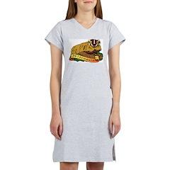 Wisconsin Badger Women's Nightshirt