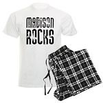 Madison Rocks Men's Light Pajamas